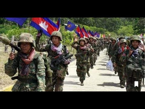 11/8/2018 Cambodian forces are ready to fight with the Lao army
