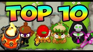 Top 10 Ways T๐ Beat MOABS - Bloons TD 6