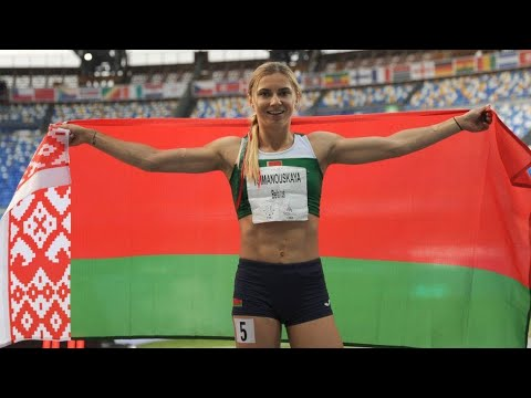 Belaru Olympian taken to airport after complaining
