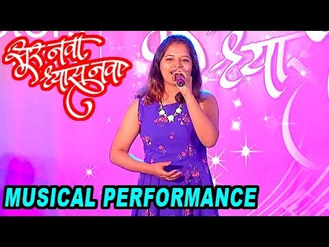 Aatach Baya Ka Baavarla (Sairat):Live Song Performance By Sharayu Date | Music Show | Colors Marathi