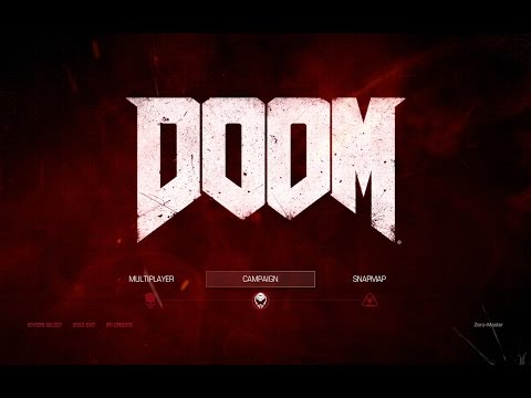 Doom - Ultra Nightmare - World First Full Playthrough - 1080p60fps