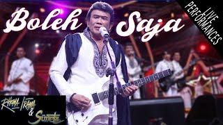 Download lagu RHOMA IRAMA & SONETA - BOLEH SAJA
