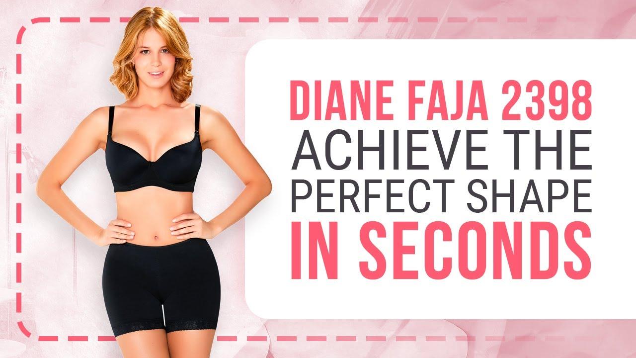 a28f5f006f865 Fajas Diane   Geordi 2398F Women s Shorts Thigh Shapers Fajas Colombianas