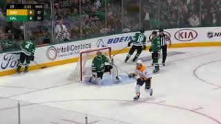 Mattias Ekholm game winning goal (Nashville Predators 5 - 4 Dallas Stars F/OT, 11/10)