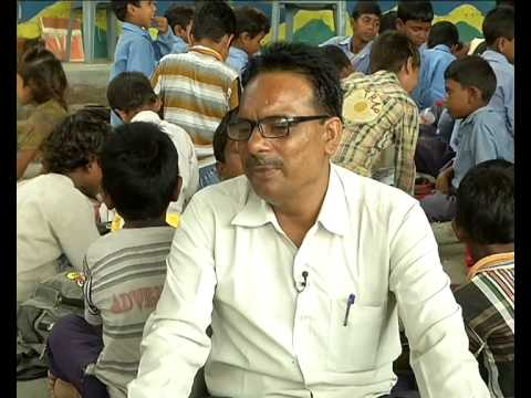Under The Bridge School , yamuna bank new delhi