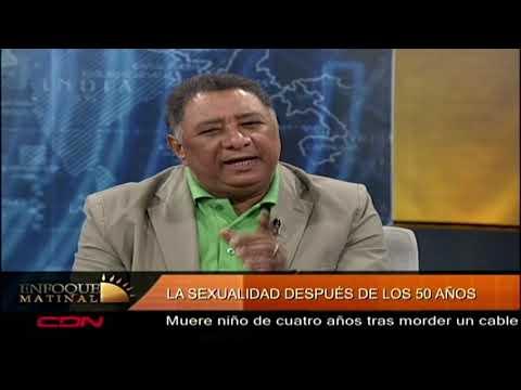 El Psiquiatra José Miguel Gómez Con El Tema: La Sexualidad Después De Los 50 Años