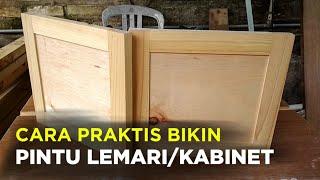 Download Video Cara Cepat Membuat Pintu Lemari Bufet / Kabinet dari Kayu Bekas MP3 3GP MP4