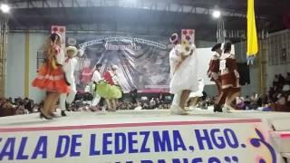 Concurso de Huapango Jacala 2016