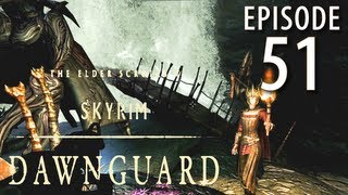 Skyrim: Dawnguard Walkthrough in 1080p, Part 51: Huge Cavern in Darkfall (Let's Play, 1080p)