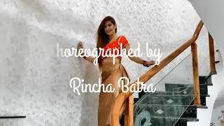 Chamma chamma dance choreography | Rincha Batra | dance steps