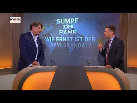 """Augstein und Blome vom 25.05.2018:  """"SUMPF ODER BAMF - WIE ERNST IST DER ASYLSKANDAL?"""""""