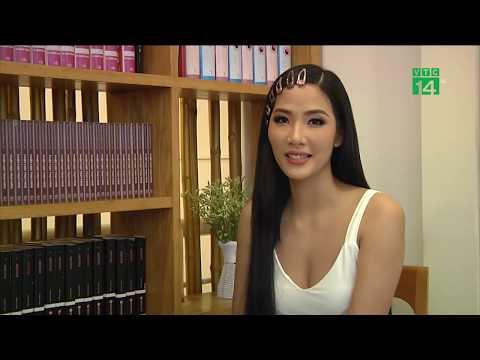 Hoàng Thùy đại diện VN dự Miss Universe 2019   VTC14