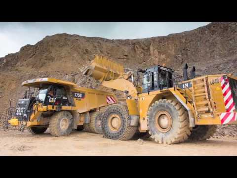 CEMEX UK  Dove Holes Quarry and its Finning Managed Solution