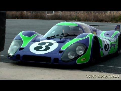 RIDE: Porsche 917 LH (Pure Sound Version)