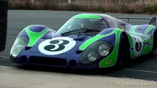 RIDE: Porsche 917 LH (Pure Sound Version)