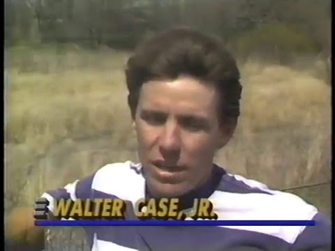 1991 Harness Driver Walter Case Jr From Harness Racing  U0026 39 91