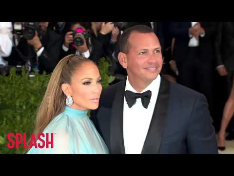 who is jlo dating arod