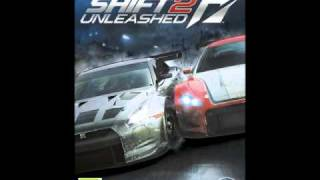 NFS Shift 2 Unleashed OST - The Bravery - Ours (Shift 2 Cinematic Remix)