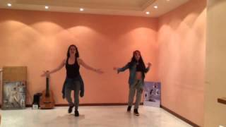 "ZUMBA-Dillon Francis,Skrillex-""BURN UP THE DANCE "" (Coreo by ZENOSisters)"