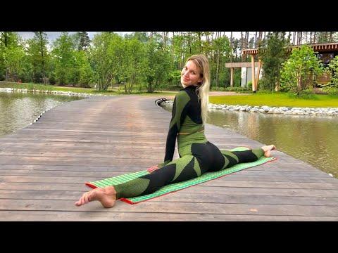 amazing splits stretch flexibility ballerina exercises at