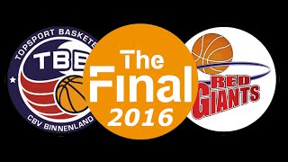 Promo Finale 2016 Binnenland vs Red Giants