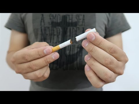 11 BEST MAGIC TRICKS WITH CIGARETTE IN THE WORLD