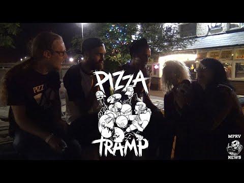 PIZZATRAMP Live Footage & Interview - UK Hardcore (Part 1/2) - MPRV News Mp3