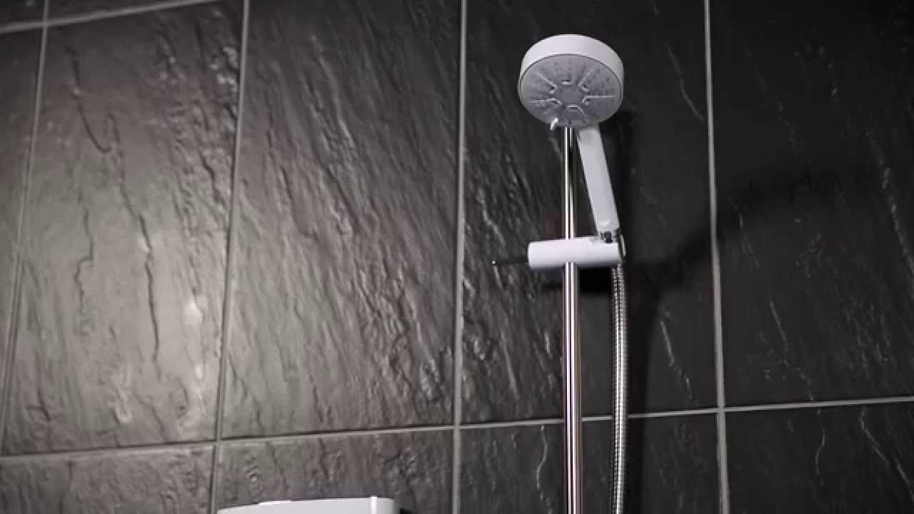 screwfix mira sport thermostatic electric shower white. Black Bedroom Furniture Sets. Home Design Ideas