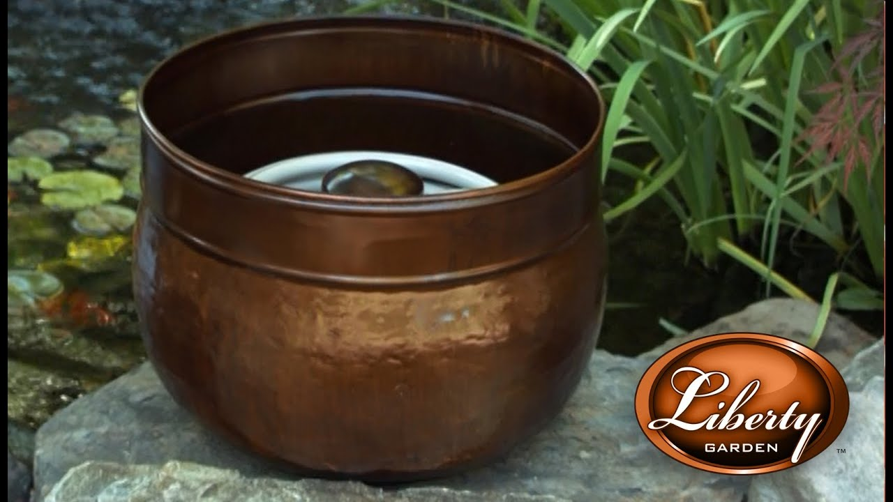 Liberty Garden Hose Pots - YouTube