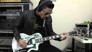 Link Wray Tribute by Eastwood Guitars - RJ Ronquillo Demo