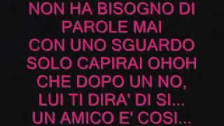 Laura Pausini : Un Amico È CosÌ #YouTubeMusica #MusicaYouTube #VideosMusicales https://www.yousica.com/laura-pausini-un-amico-e-cosi/ | Videos YouTube Música  https://www.yousica.com