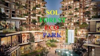 Tiện ích-Mặt bằng-Chính sách bán hàng Chung cư Sol Forest Ecopark