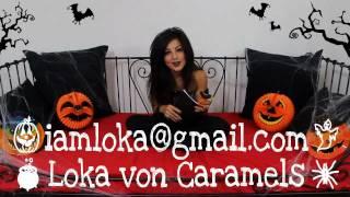 French latina girl sur canapé - Loka von Caramels