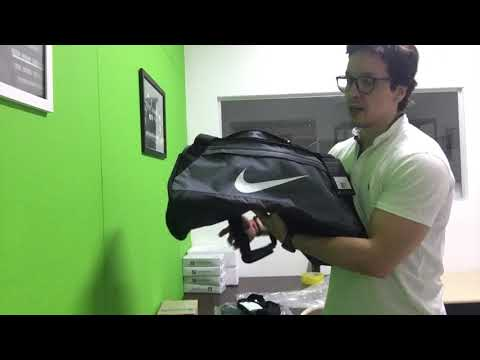 Bolsa Nike Brasília Media - Ferron Sport - Mercado Livre