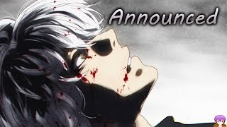 Tokyo Ghoul Season 3 Announced for 2016 By ANN