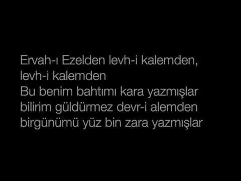 Abdal - Ervah-ı Ezelden Lyrics