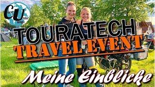 Touratech Travel Event 2019 || Mein erster Besuch mit persönlichen Einblicken✔️Ténéré700 ✔️Lea Riek