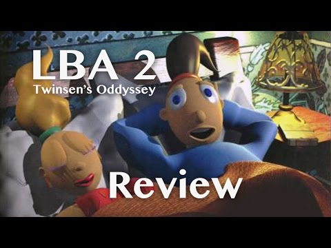 Little Big Adventure 2 Twinsen's Odyssey