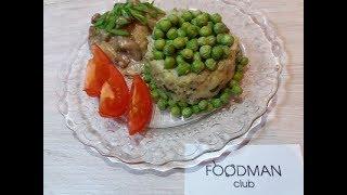 Зеленое овощное пюре: рецепт от Foodman.club