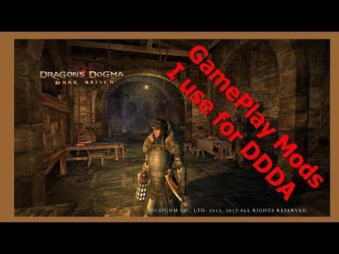 Gameplay Mods I Use for DDDA [ RPGmodsFan ]