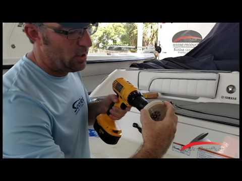 JetBoatPilot SeaDek Install Easy Glue Removal