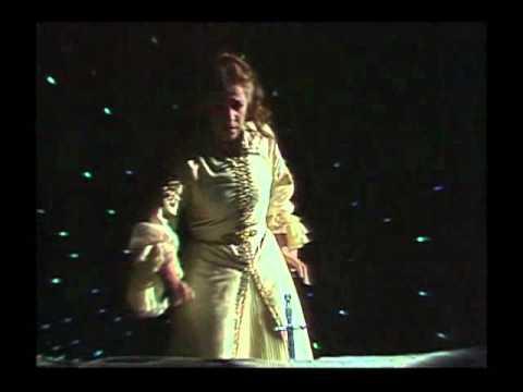 Edita Gruberova Königin der Nacht 1982