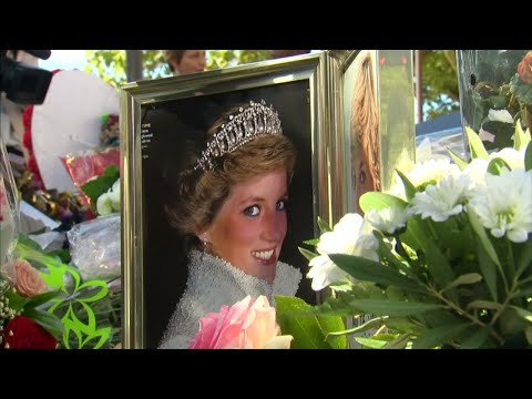 How The World Remembers Princess Diana on 20th Anniversary of Her Death