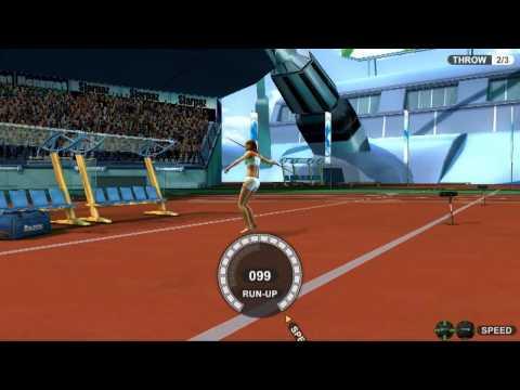 Summer Athletics 2009 HD Gameplay