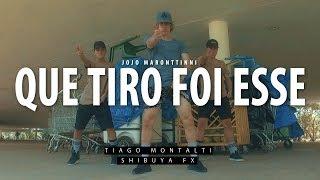 Baixar Jojo Maronttinni - Que Tiro Foi Esse I Coreógrafo Tiago Montalti