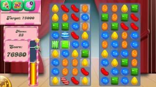 Candy Crush Saga Level 210 No Boosters