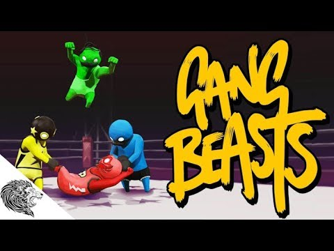 FIGHT WITH ME!!! - GANG BEAST FUNNY MOMENT #1