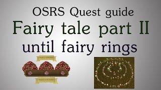 [OSRS] Fairy tale part II - until unlocked fairy rings