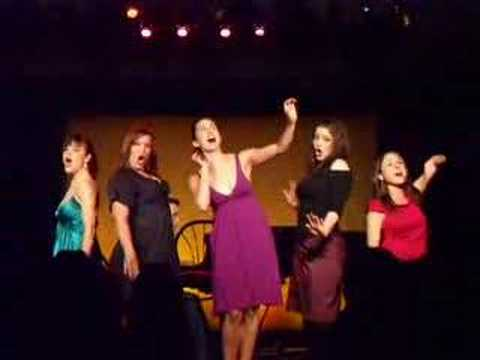 All Girl Band from A My Name is Alice @ The Duplex in NYC