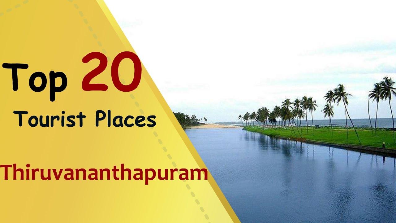 Quot Thiruvananthapuram Quot Top 20 Tourist Places